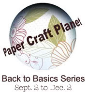 I'm a member of Paper Craft Planet