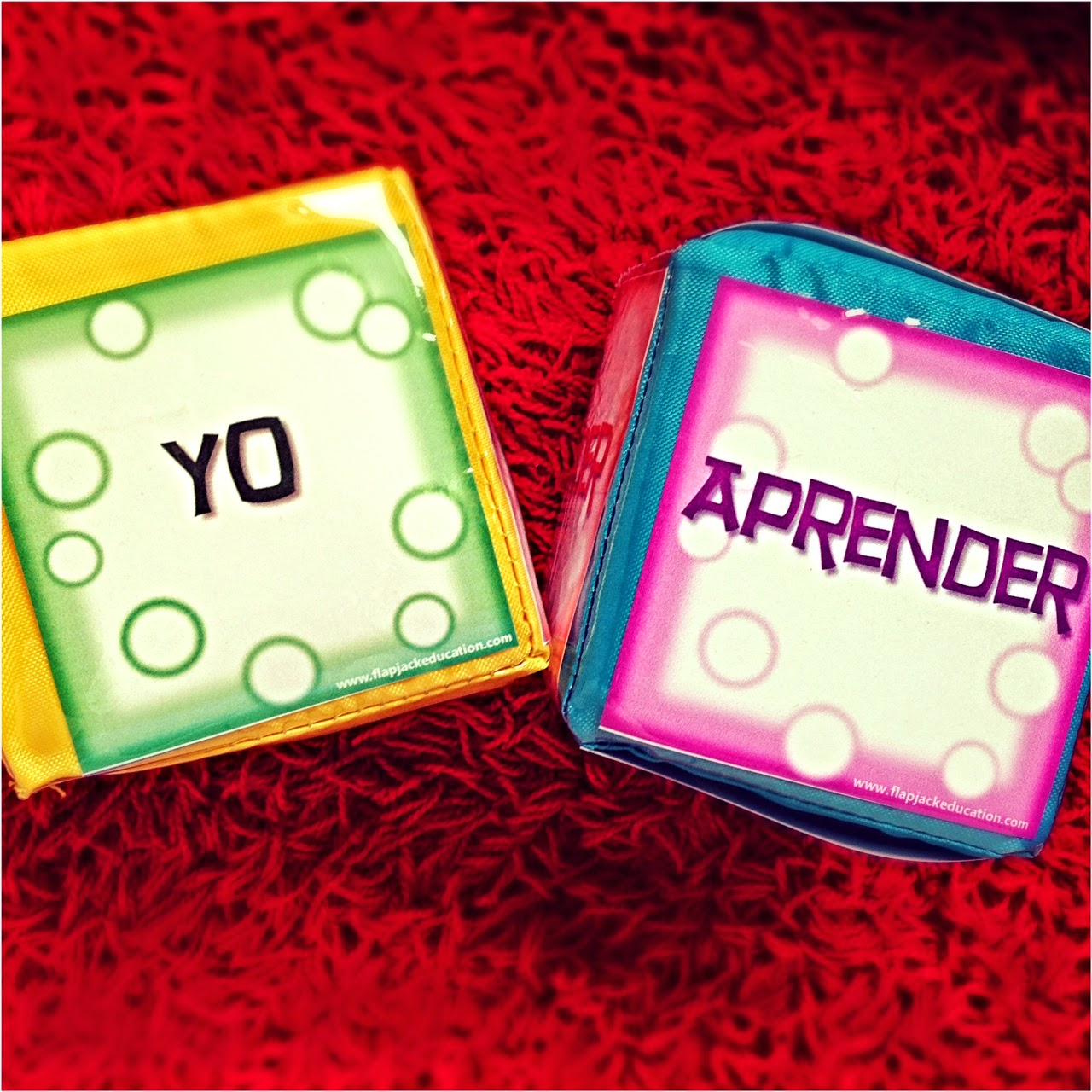 http://www.teacherspayteachers.com/Product/Ar-Er-Ir-Spanish-Verbs-Pocket-Cubes-FREEBIE-1230370