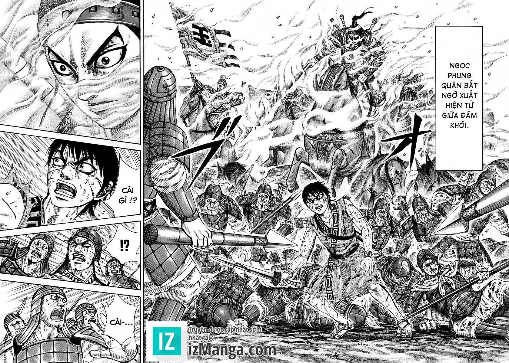 Kingdom - Vương Giả Thiên Hạ Chapter 209 page 15 - IZTruyenTranh.com