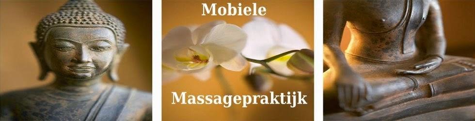 Massages bij jou thuis, Mobiele massagepraktijk