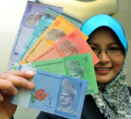 duit kertas baru 2012