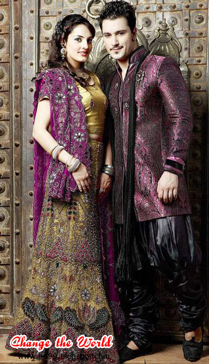 Engagement Dresses For Men Engagement Sherwani 2012-2013