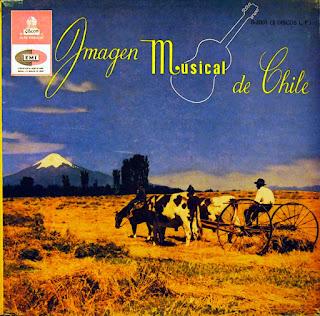 Imagen Musical de Chile - Various Artists