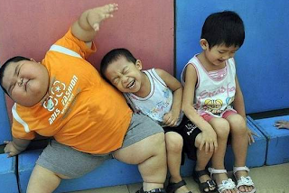 funny picture fat chinese baby
