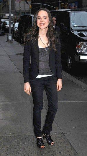 Ellen Page Always Looks Stunning