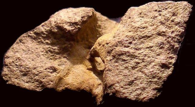 Sandstone Figure, 33GU218, Guernsey County, Ohio