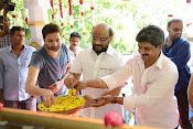 Allu Arjun Trivikram Movie Opening Photos-thumbnail-19