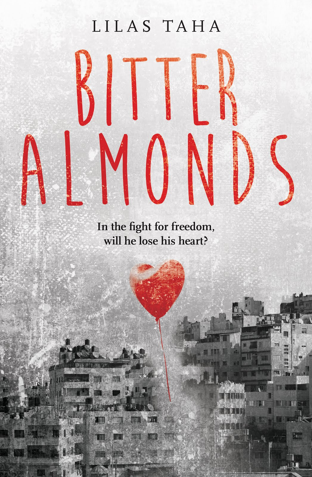 Click on book image to buy Bitter Almonds from Amazon