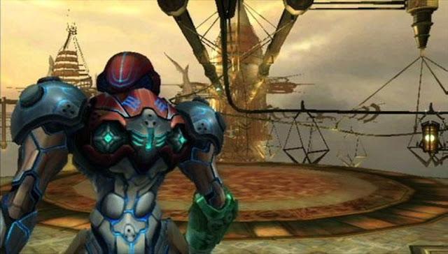 Samus in Metroid Prime 3: Corruption