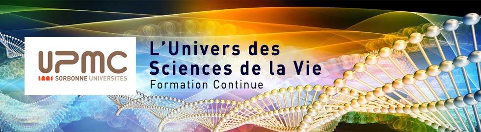 L'Univers des Sciences de la Vie à l'UPMC