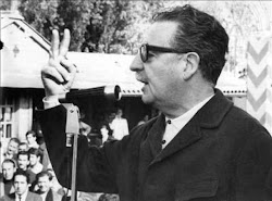 SALVADOR ALLENDE - 11/9/73