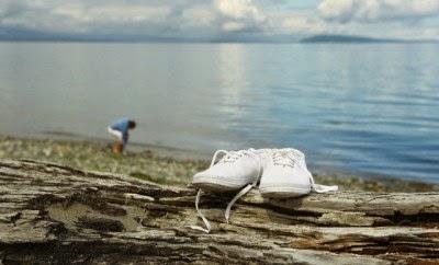 Wie wird verhindert dass Schuhe Wasser durchlassen
