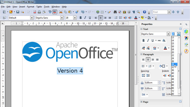 Andrea hardware blog apache openoffice 4 1 5 - Apache open office download ...