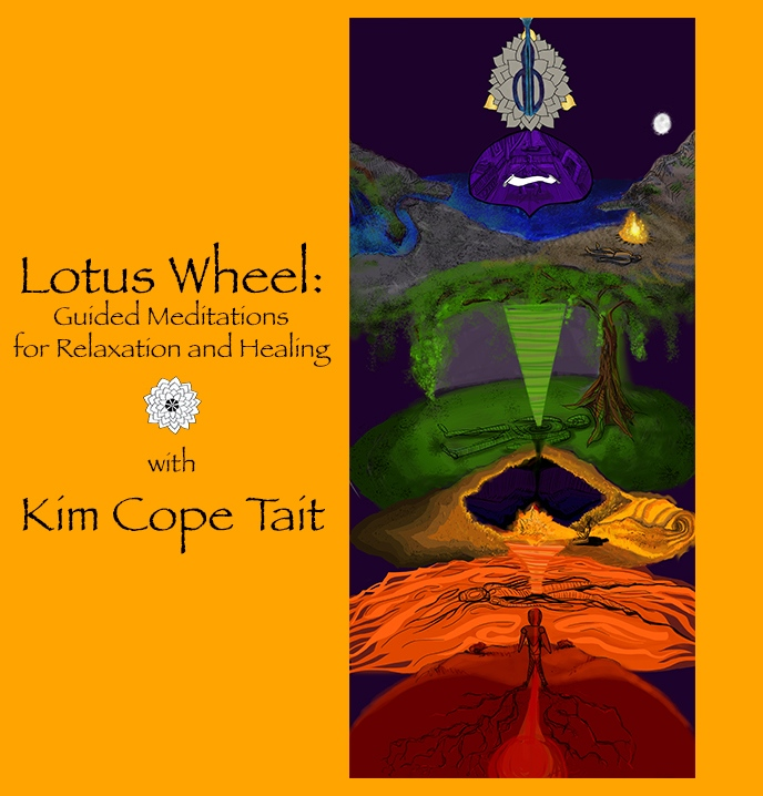 Lotus Wheel: Guided Meditations for Relaxation and Healing