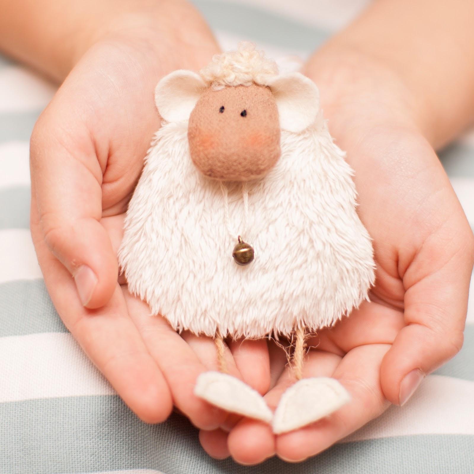 Выкройка овечки