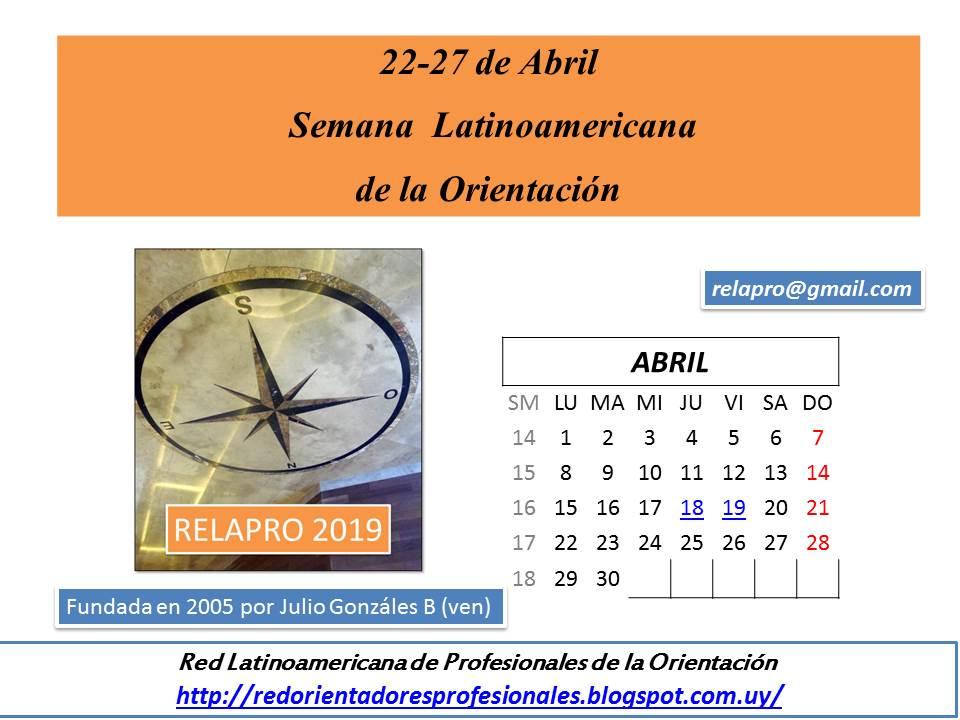 Semana Latinoamericana de la Orientación