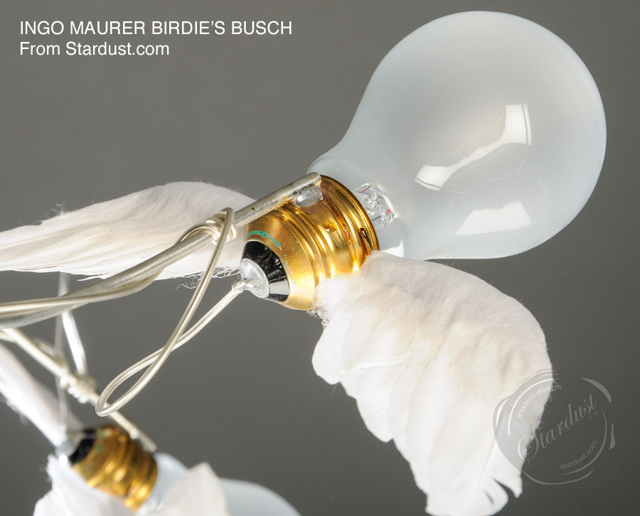 ingo maurer birdie 39 s busch table lamp ingo maurer lighting. Black Bedroom Furniture Sets. Home Design Ideas