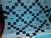 QFC Boy&#39;s Home Car Quilt #1