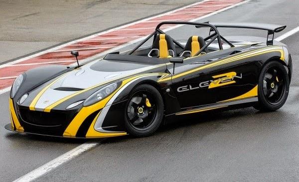Lotus ya está trabajando en el sucesor del 2-Eleven