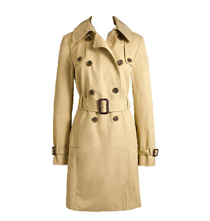 J. Crew Factory Trench
