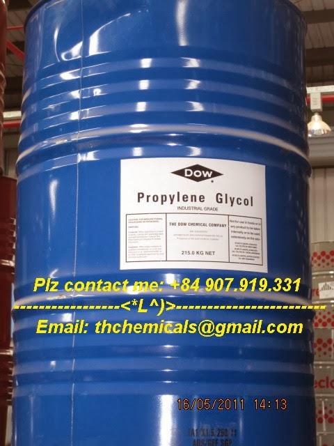 Propylene Glycol Industrial - dow