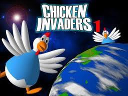 Game bắn gà Chicken Invanders cho mobile