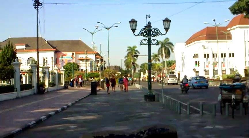 Titik Nol Kilometer Yogyakarta
