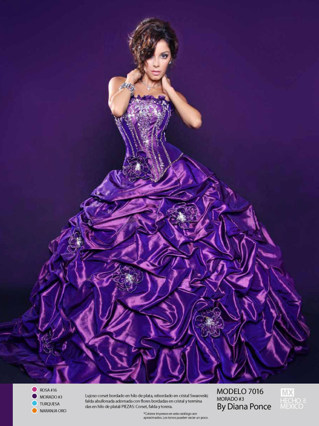 Quinceaneras And Bridals