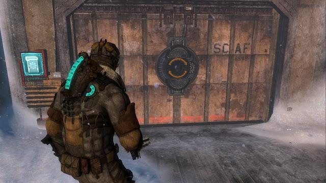 Dead Space 3 Бонусная миссия Обследовать базу снабжения