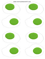 I Created These Green Eggs For Flipping Click On The Image Below To Access Document Printing