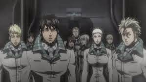 Terra Formars Episode 5 Subtitle Indonesia