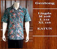 Kemeja Batik BP 5788