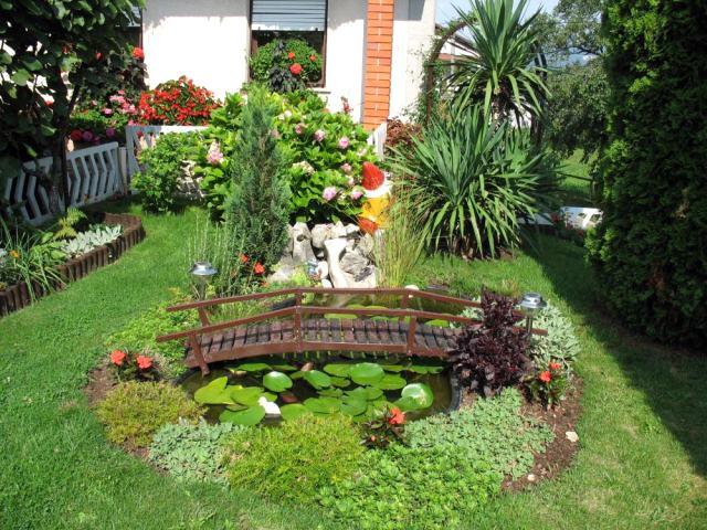 Mantenimiento de parques jardines agustin for Ideas para parques y jardines