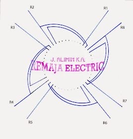 Electrical Winding - wiring Diagrams: Marelli Generator 225 Kva Winding  Diagram