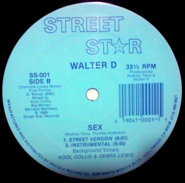 Walter D 9 MM - Sex