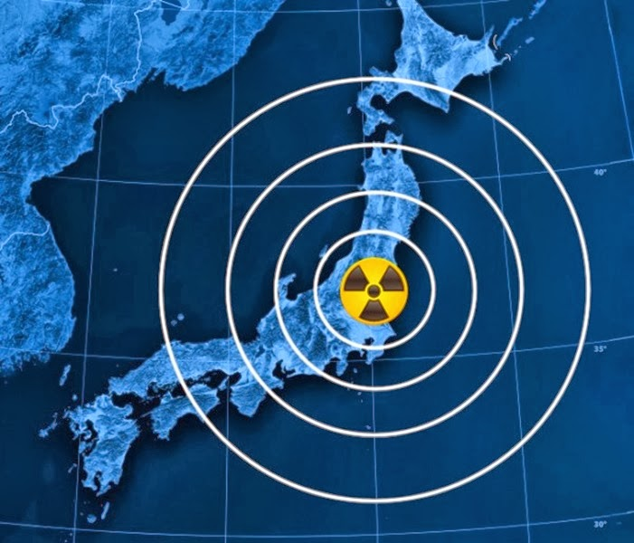 11 Facts About The Ongoing Fukushima Nuclear Holocaust Too Horrifying To Believe  - Nuclear Contamination