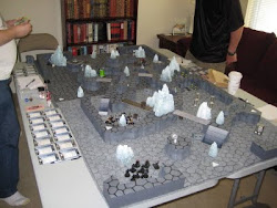 Star Wars Miniatures Ice Cave Battle