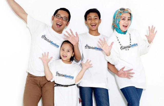 Sang Penggagas Indonesia Berkebun Kini Memimpin Bandung