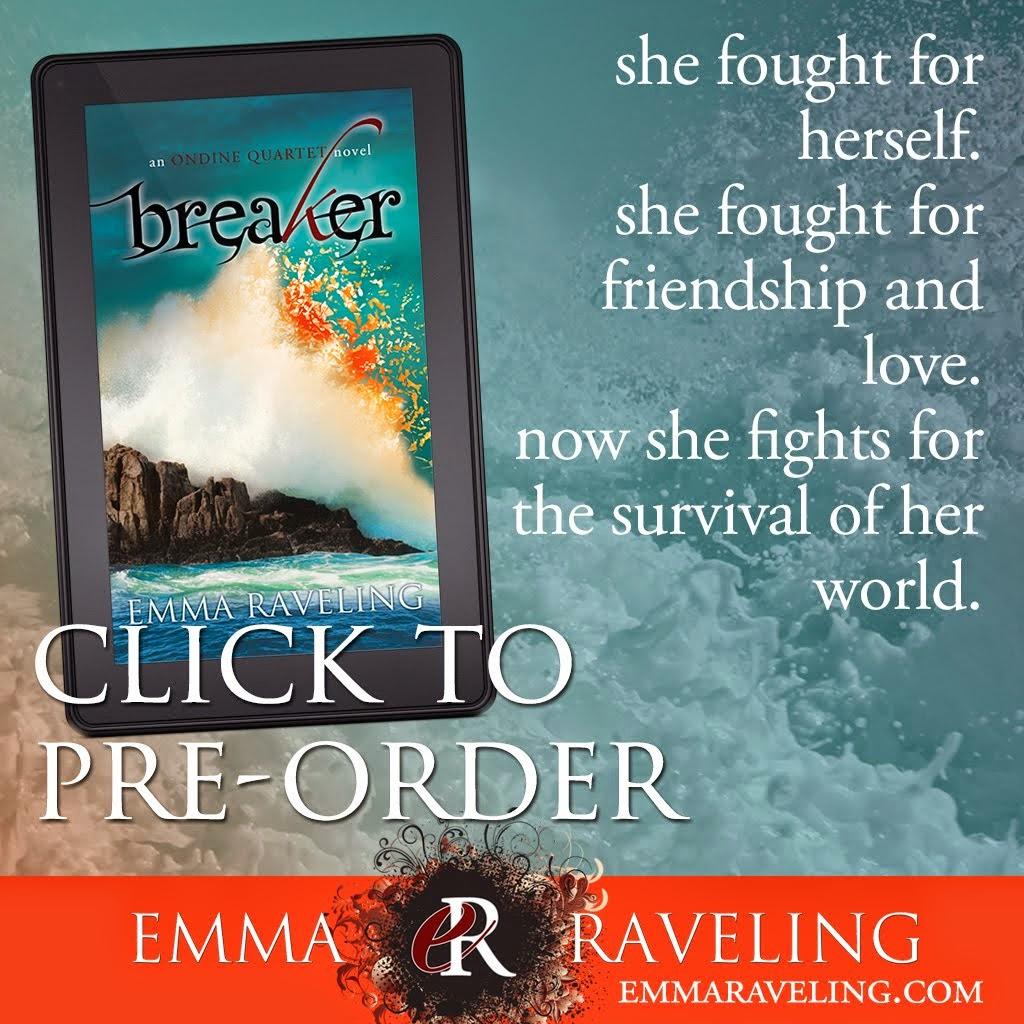 Pre-order Breaker (Ondine Quartet #4)
