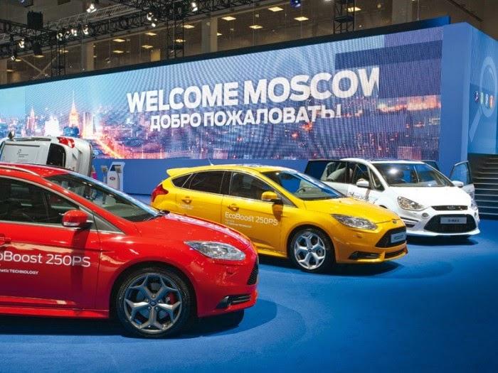 Московский международный автосалон 2014 (ММАС-2014) краткий видеообзор новинки и концепты
