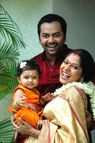 Poornima Indrajith Wedding Shadi Pictures