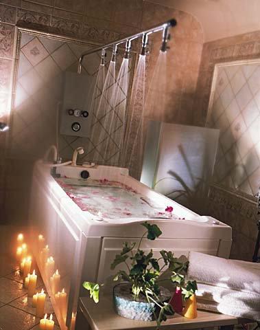maryland pink and green best shower ever. Black Bedroom Furniture Sets. Home Design Ideas