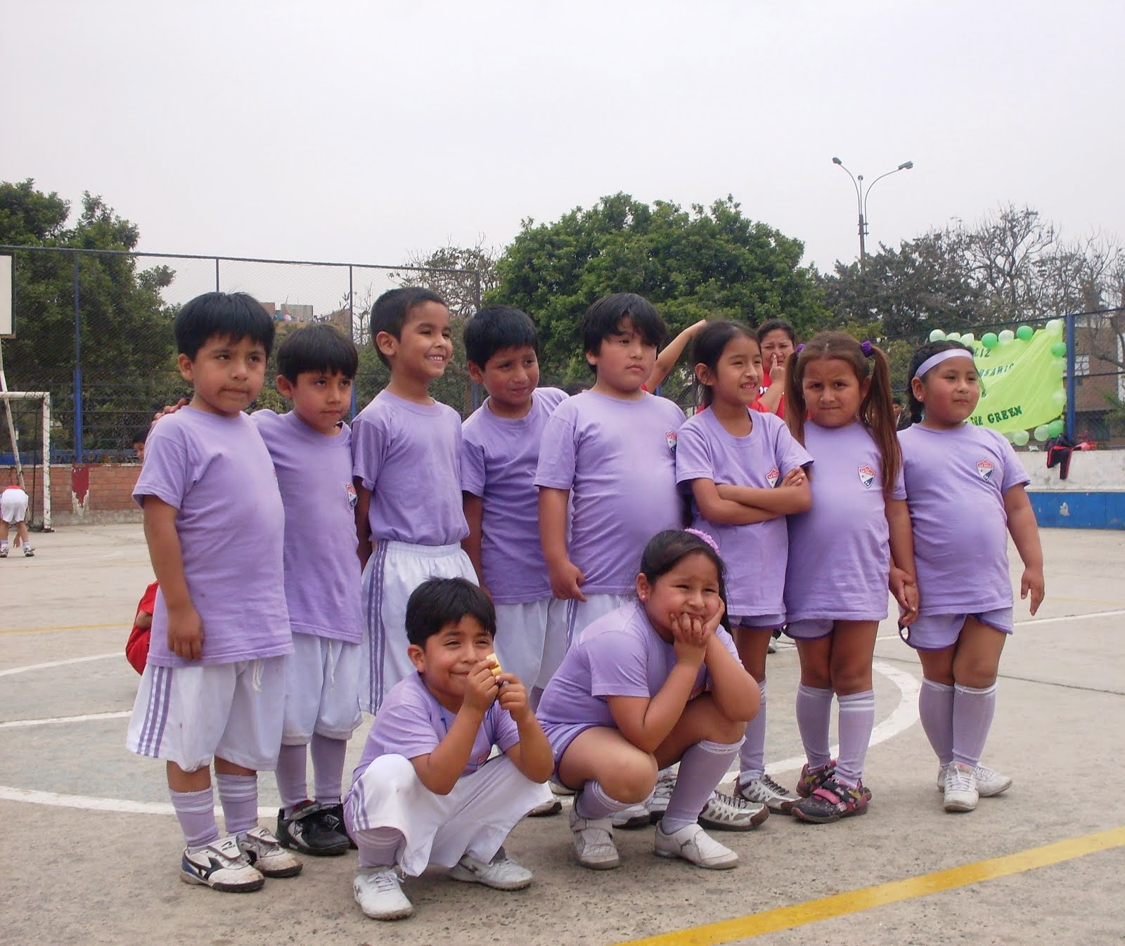 Campeonato escolar 2013