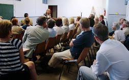 réunion de quartier Dervallières-Zola 2010