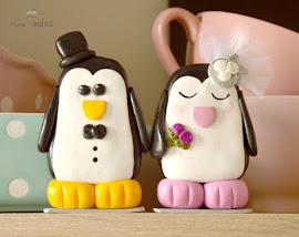 Pingüinos Tarta