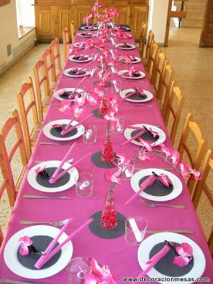 Decoracion de mesas mesa para un 50 cumplea os for Decoracion 80 anos hombre