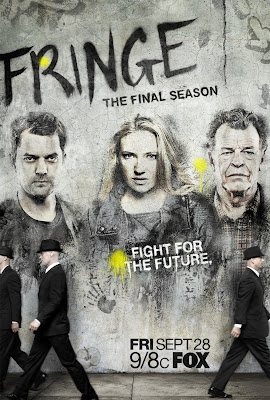 Fringe The Finale Season One Sheet Television Poster