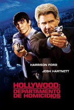 Poster Hollywood: Departamento de homicidios