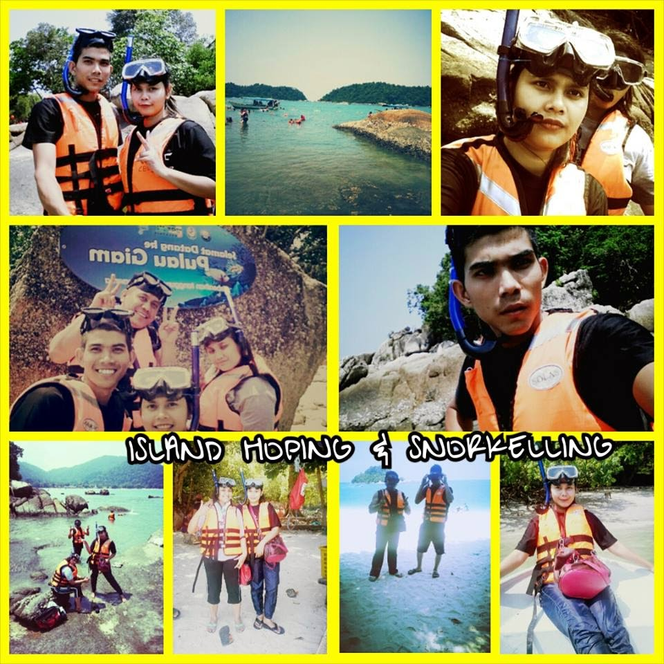 HOLIDAY 2014 : THE PANGKOR PROJECT (SNORKELLING)
