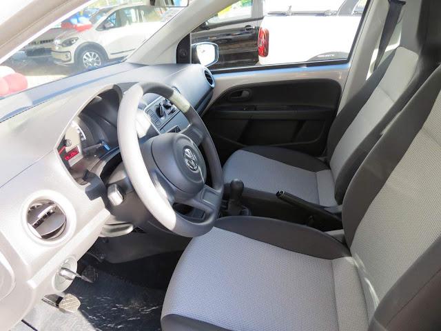 Volkswagen up! 2016 - preço e consumo